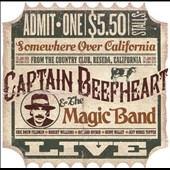 Captain Beefheart/Captain Beefheart & the Magic Band: Live at the Country Club, Reseda, California 1981