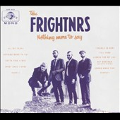 The Frightnrs: Nothing More to Say [Digipak] *