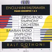 Rautavaara: Piano Concertos 1 & 2 / Ralf Gothoni