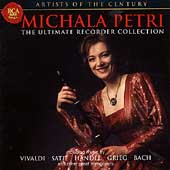 Artists of the Century - Michala Petri - Ultimate Collection
