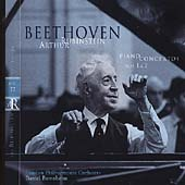 Rubinstein Collection Vol 77 - Beethoven Concertos 1 & 2