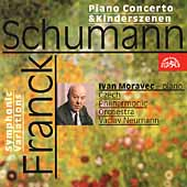 Schumann: Piano Concerto, etc;  Franck / Neumann, Moravec