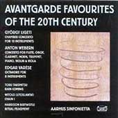 Avantgarde Favourites of 20th Century / Aarhus Sinfonietta