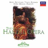 The Glories of Handel Opera / Berganza, Kirkby, Horne, et al
