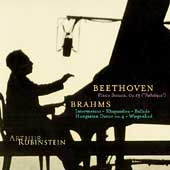 Rubinstein Collection Vol 10 - Beethoven, Brahms