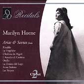Recitals - Marilyn Horne - Arias & Scenes