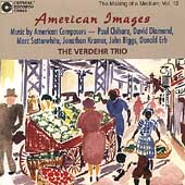 Making of a Medium Vol 12 - American Images / Verdehr Trio