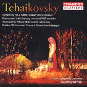 Tchaikovsky: Symphony no 2, Romeo & Juliet, etc / Simon, LSO