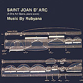 Rubyana: Saint Joan d'Arc (Solo piano version)