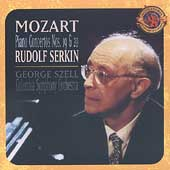 Expanded Edition - Mozart: Piano Concertos 19 & 20 / Serkin