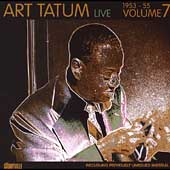 Art Tatum: Live 1953-1955, Vol. 7