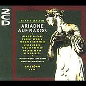 R. Strauss: Ariadne auf Naxos / Karl B&ouml;hm, della Casa, et al