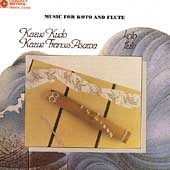 Music for Koto and Flute / Kudo, Asawa