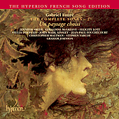 Hyperion French Song Edition - Faur&eacute;: Complete Songs Vol 2