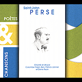 Various Artists: Poètes & Chansons: Saint-John Perse [Digipak]