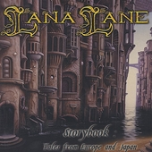 Lana Lane: Storybook: Tales from Europe and Japan [DVD]