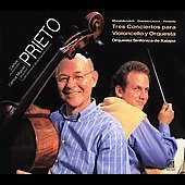 Shostakovich, Garrido-Lecca, Kinsella: Cello Concertos