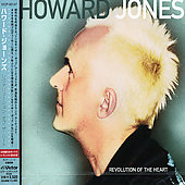 Howard Jones: Revolution of the Heart