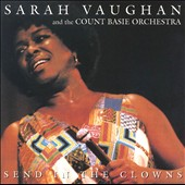 Count Basie Orchestra/Sarah Vaughan: Send in the Clowns [Pablo]