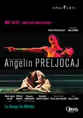 Angelin Prelijocaj: Le Songe De Medee & Mc 14/22 [DVD]