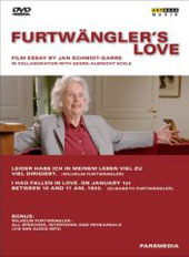 Furtwangler's Love / A film about Furtwangler's love of conducting, composing and of his wife Elisabeth [DVD]