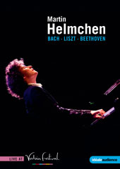 Live at Verbier 2011 - Works by Bach, Liszt, Beethoven: Sonata no 29 / Martin Helmchen, piano [DVD]