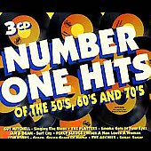 Various Artists: Number One Hits of the 50s, 60s and 70's