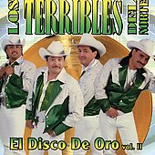 Los Terribles del Norte: El Disco de Oro, Vol. 2