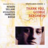 Renato Sellani: Thank You, George Gershwin