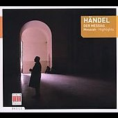 Handel: Messiah - Highlights / Koch, Schreier, Adam, et al