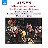 Alwyn: Elizabethan Dances, etc / Lloyd-Jones, Small, et al
