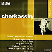 Great Performers of the Twentieth Century - Shura Cherkassky