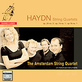 Haydn: String Quartets / The Amsterdam String Quartet
