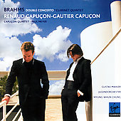Brahms: Double Concerto, etc / R. & G. Capu&ccedil;on, et al