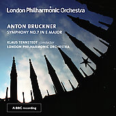 Bruckner: Symphony no 7 / Tennstedt, London Philharmonic