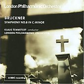 Bruckner: Symphony no 8 in C minor / Tennstedt, Nolan, London PO