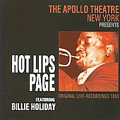 Hot Lips Page Trio: Apollo Theatre 1950 Live NY