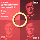 Wagner: Der Ring des Nibelungen - Historical Recordings 1926-1951 Vol 2 / Walter, Toscanini, Coates, et al