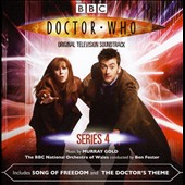 Murray Gold: Doctor Who: Season 4 [Original Television Soundtrack]