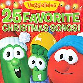 VeggieTales: 25 Favorite Christmas Songs