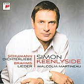 Schumann: Dichterliebe; Brahms: Lieder / Simon Keenlyside, et al