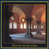 Grands Duos for two Guitars by Joseph Haydn / Jens Wagner & Thomas Offermann, guitars