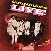 The Temptations (Motown): Temptations Live! [Remaster]