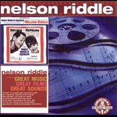Nelson Riddle: Paris When It Sizzles/Great Music Great Films Great Sounds