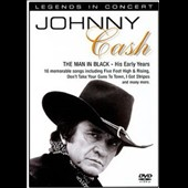 Johnny Cash: Legends in Concert/The Man In Black