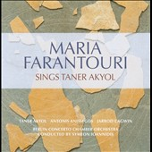 Maria Farantouri Sings Taner Akyol