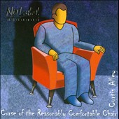 Curtis Alley: Curse of the Reasonably Comfortable Chair [Slipcase]