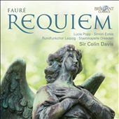 Faur&#233;: Requiem / Lucia Popp, Simon Estes, Colin Davis - Staatskapelle Dresden