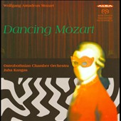 Dancing Mozart / Ostrobothnian Chamber Orchestra, Juha Kangas
