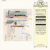 Zwilich: Symphony no 1, Celebration, etc / Nelson